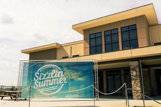 Branding for Summer Event