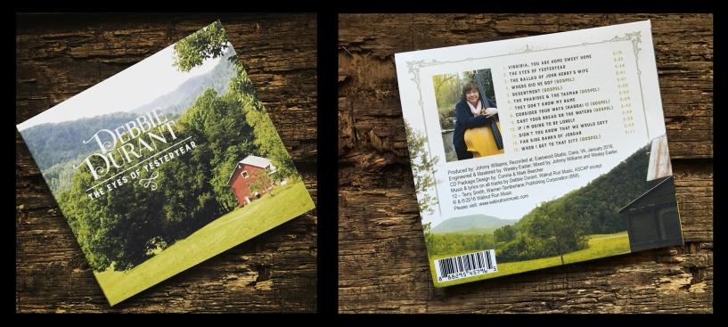 Music CD Package Design