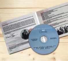CD Package design for world renown musician, Wayne Bergeron. See www.waynebergeron.com