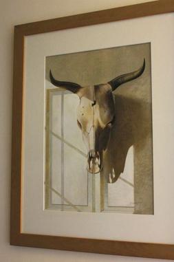 An original acrylic painting.