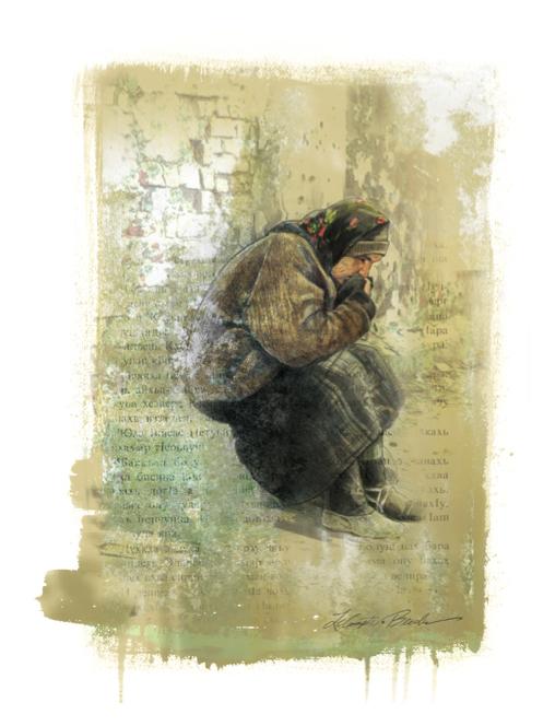 Illustration for David LeCompt