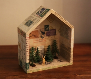 Decopage box 1