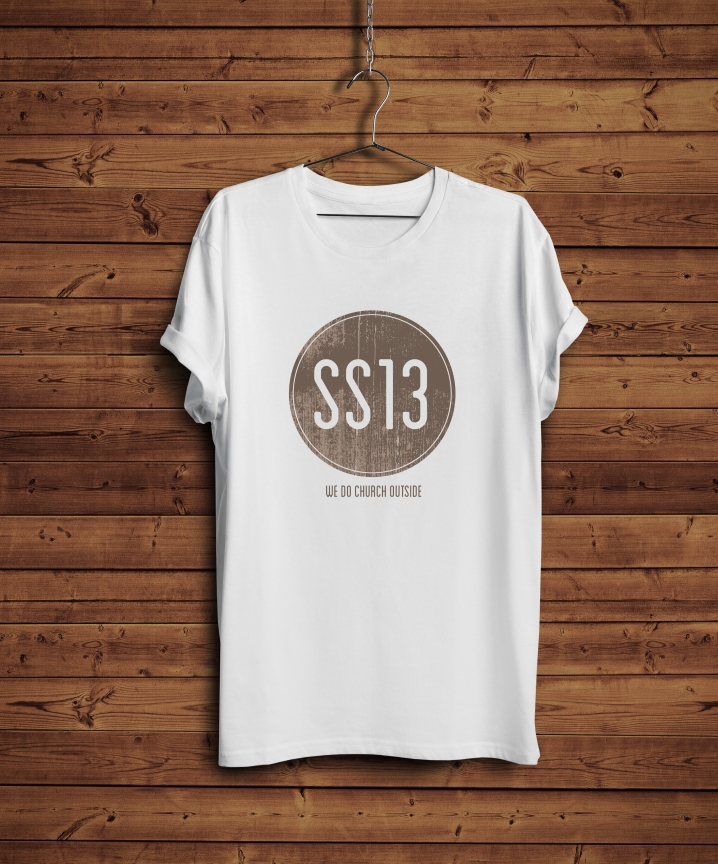 Logo Design on T-Shirt