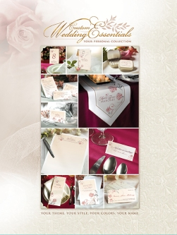 Wedding Product & Logo Design