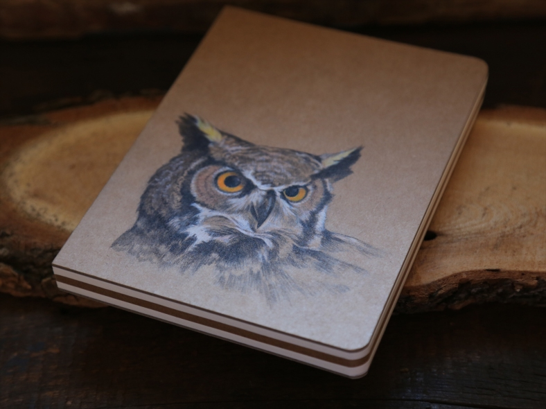Owl Journal 1