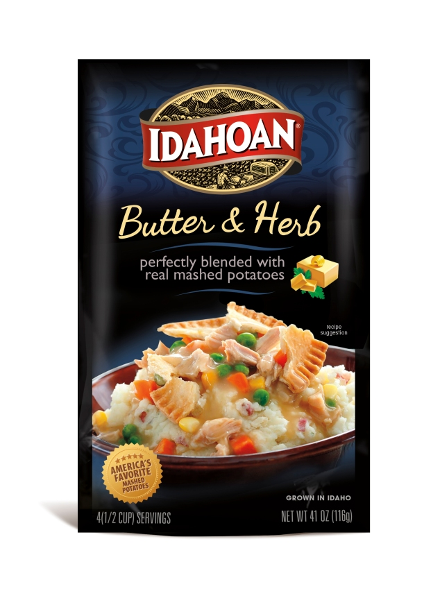 Package Comp for Idahoan: Creative Direction by DePersico Creative