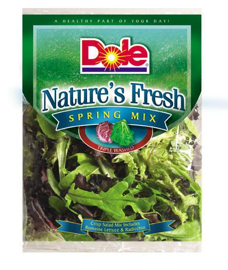 Package Design Comp for Dole